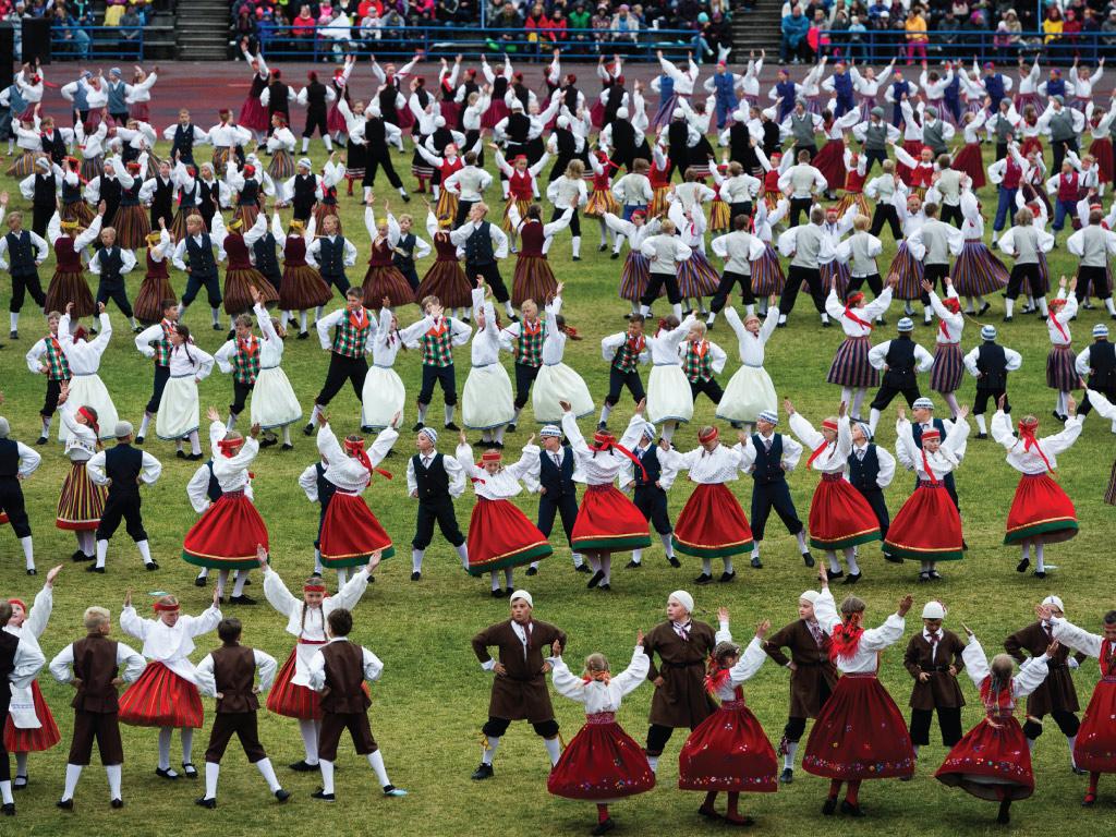 song dance festival